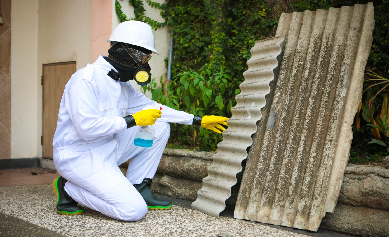 Everything You Need To Know About Asbestos Removal